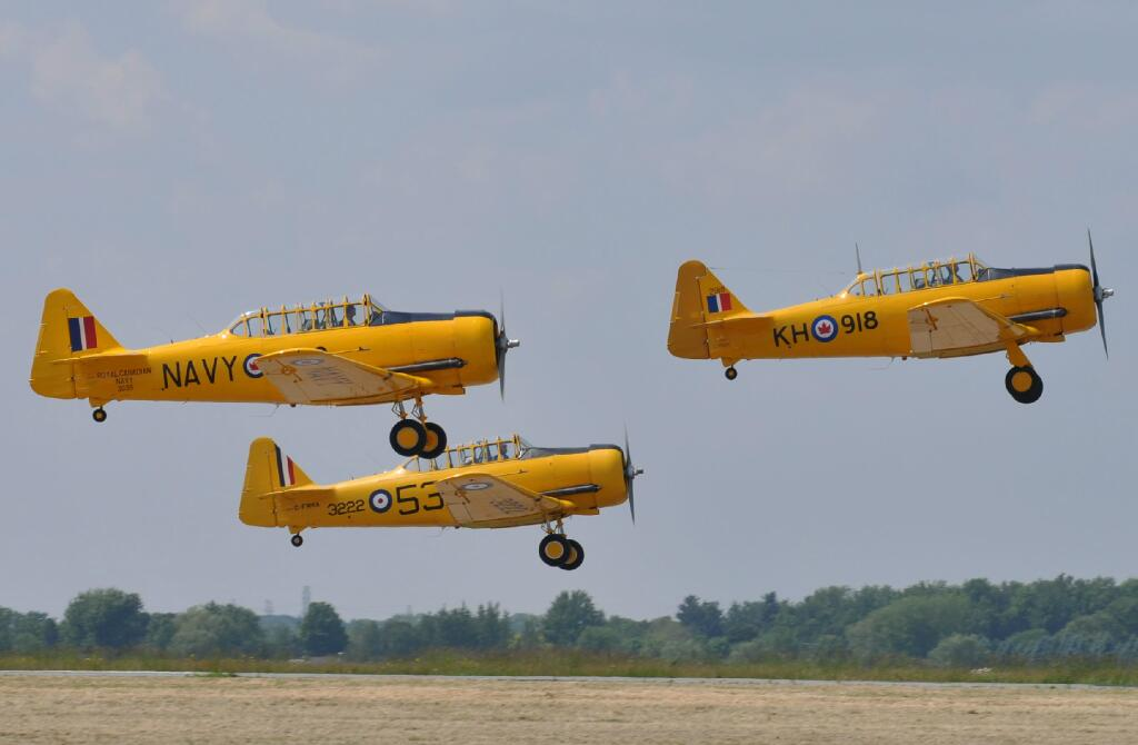 Canadian-Harvard-Aircraft-Association
